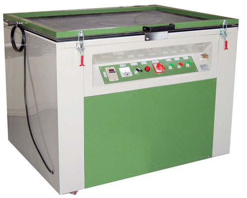 sigle side vacuum Exposure Machine
