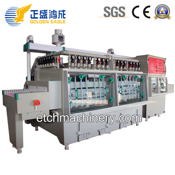 PCB Etching washing machine