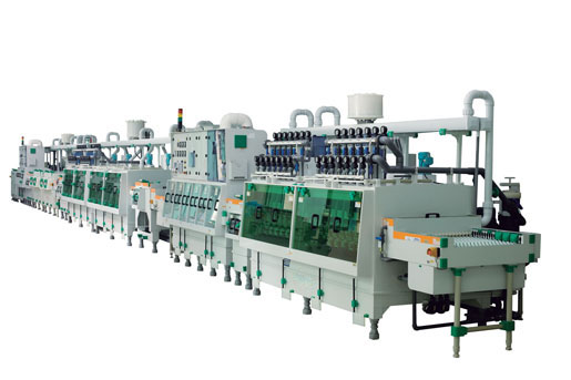 PCB DES Production Line