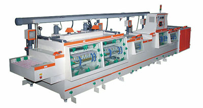 PCB cleacning drying Line