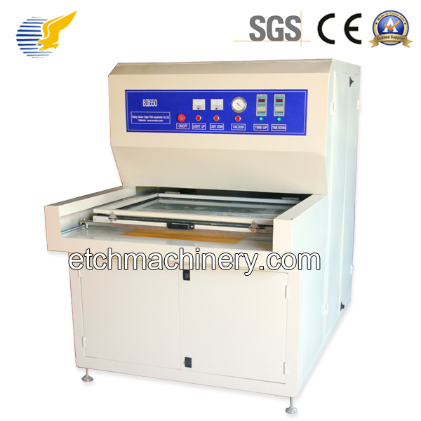 PCB Double Sided Precision Exposure Machine