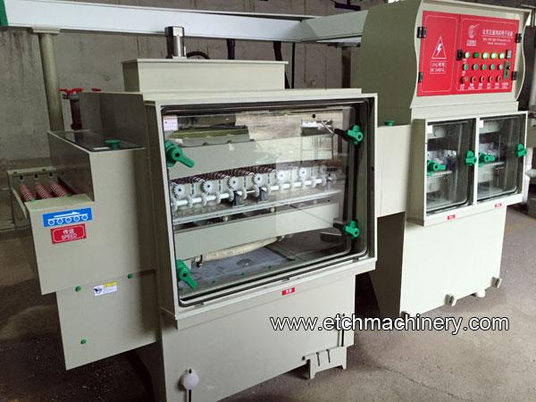 Photo Engraving Machine Photo Etching Process Etching